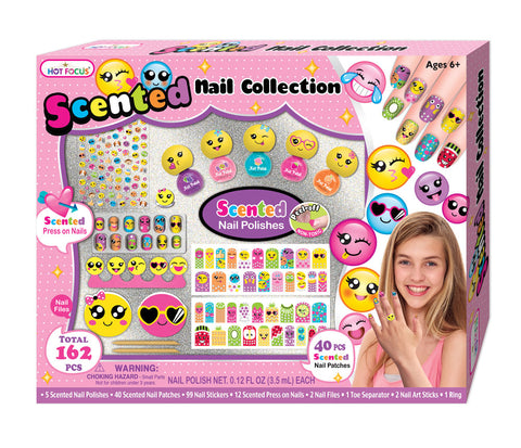 Nail Set For Girls