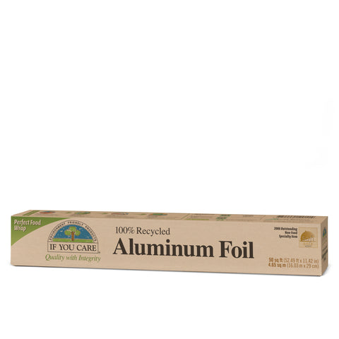 COOKING - Aluminium Foil by 'If you care'