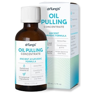 Oil Pulling Concentrate - Dr Tung's