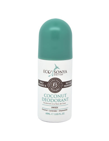 Coconut Deodorant - Eco by Sonya
