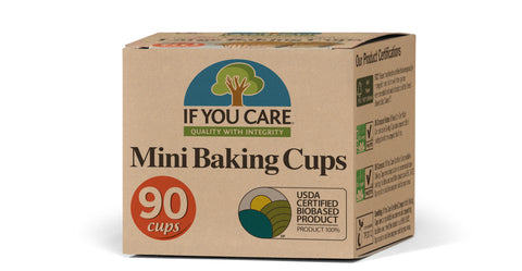 COOKING - Baking Cups (MINI) from If You Care