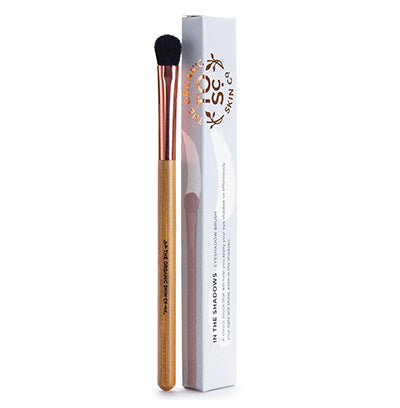 Brush-Makeup by Organic Skin Co - In The Shadows- EYE SHADOW BRUSH