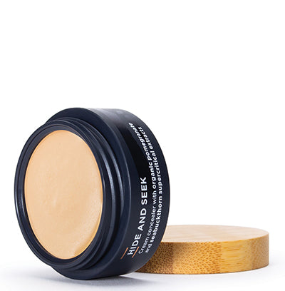 Concealer Cream by Organic Skin Co - CARAMEL