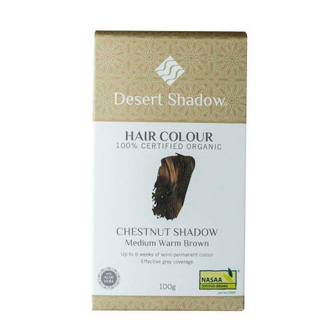 Hair Colour CHESTNUT BROWN from Desert Shadow