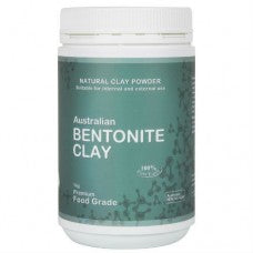 Bentonite Clay - Australian - Premium Food Grade