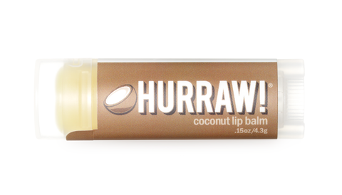 Lip Balm (Coconut) from Hurraw