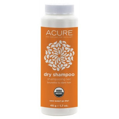Dry Shampoo (Dark hair) from Acure