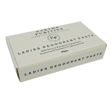 Ladies Natural Paste Deodorant - Earths Purities