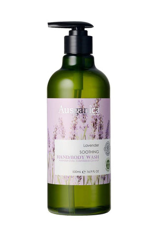Hand and Body Wash from Ausganica- Lavender
