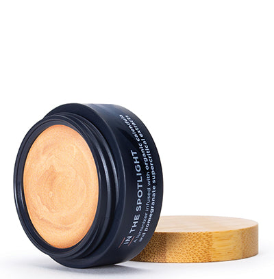 Luminizer/Highlighter Cream by Organic Skin Co - ROSE GOLD