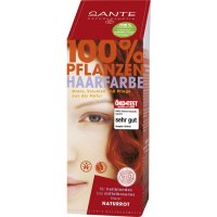 Henna Hair Colour Natural Red from Sante