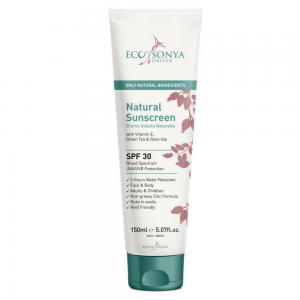 Natural Rose hip Sunscreen - Eco by Sonya Driver