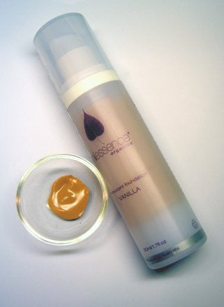 Organic Fluid Foundation from MiEssence Vanilla