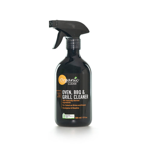 Oven, BBQ and Grill Cleaner by Organic Clean