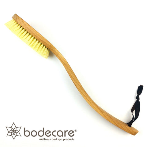 Curved Dry Body Brush - Bodecare