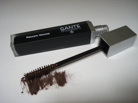 Natural Mascara from Sante Brown