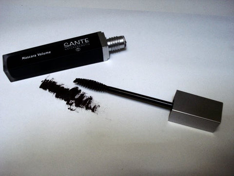 Natural Mascara from Sante Black