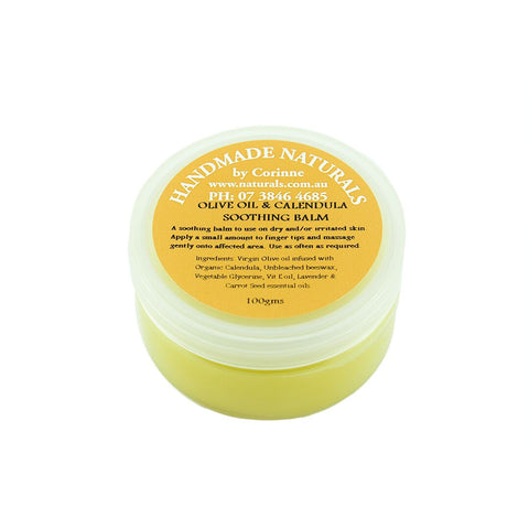 Olive Oil & Calendula Balm from Handmade Naturals