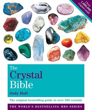Book-Crystal Bible by Judy Hall