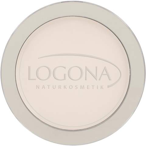 Pressed Face Powder Compact from Logona #1
