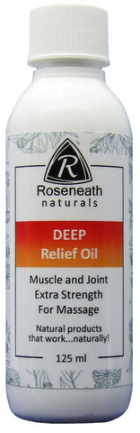 Deep Relief Oil from Roseneath Organics