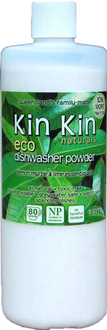 Kin Kin Dishwasher Powder (Lemon Myrtle & Lime)