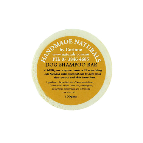 Dog Shampoo Bar from Handmade Naturals