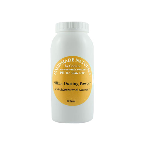 Silken Dusting Powder from Handmade Naturals