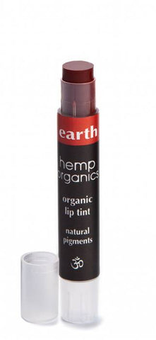 Natural Lip Tint Gloss (Earth) from Hemp Organics
