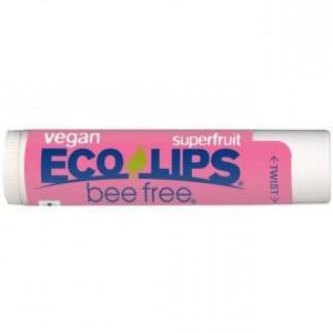 Eco Lips Bee Free Superfruit Lip Balm - Vegan!
