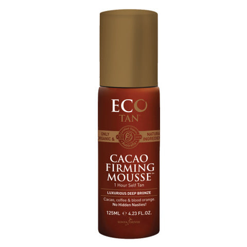 Cacao Firming Mousse from Eco by Sonya