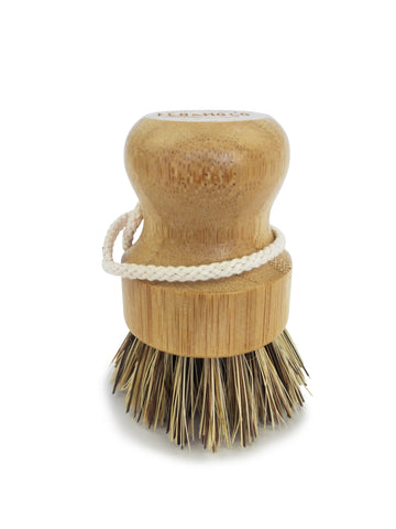 Dish Washer Pot Scrubber Brush from Eco and Moco