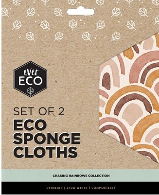 Sponge Eco 2 pack by EverEco