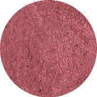 Mineral Eyeshadow from Eco Minerals-Sunset Rose