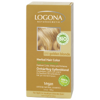 Henna Hair Colour Golden Blonde from Logona