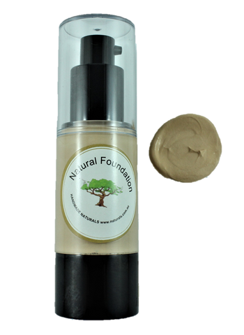 Foundation by Handmade Naturals No.1