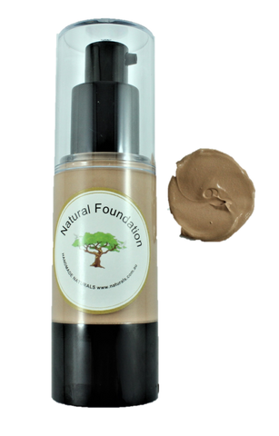 Foundation by Handmade Naturals No. 4