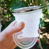 Collapsible Silicone Cup - The Wild