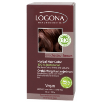 Henna Hair Colour Chestnut Brown from Logona