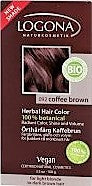 Henna Hair Colour Reddish Brown (formally Coffee Brown) from Logona
