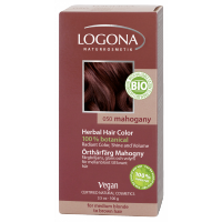 Henna Hair Colour Mahogony from Logona
