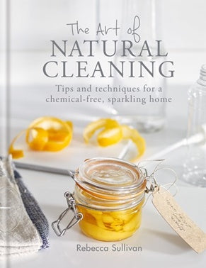 Book- Art of Natural Cleaning