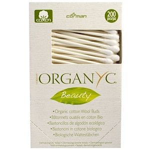 Organic Cotton Buds - Organyc