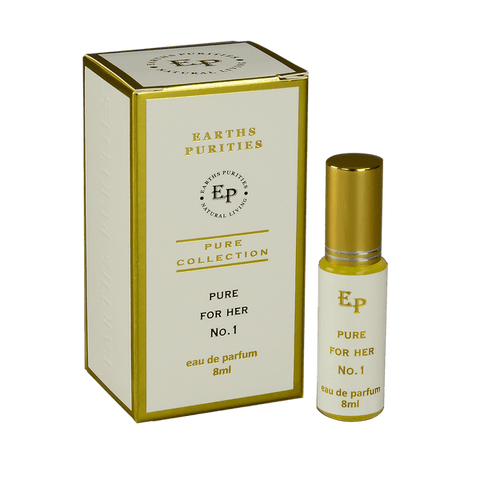 Pure for Her No.1 Eau De Parfum - Earths Purities