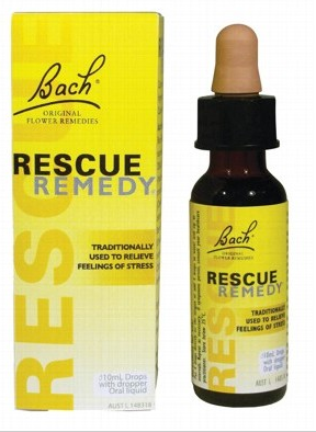 Rescue Remedy Drops from Martin and Pleasance