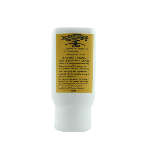 Rose Hand Cream from Handmade Naturals