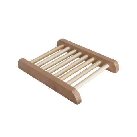 Soap Dish- BAMBOO from Brush It On