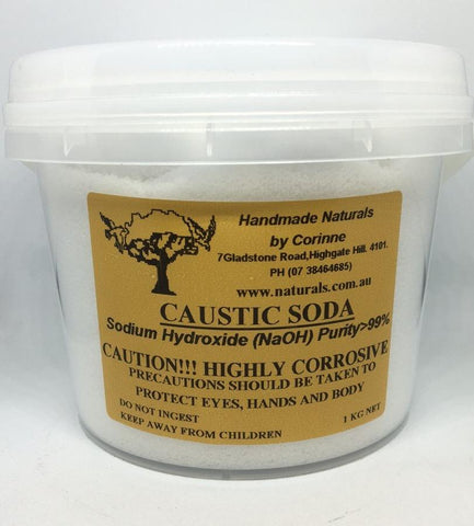 Caustic Soda - Sodium Hydroxide