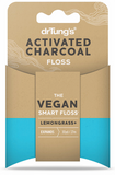 Activated Charcoal Floss - The Vegan Smart Floss® - Dr Tung's