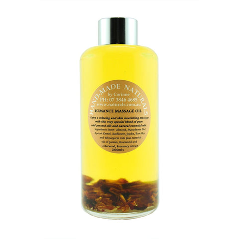 Massage Oil (Romance Blend) from Handmade Naturals
